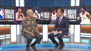NBA Finals Game #3 preview with Pat Williams