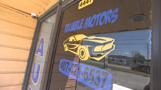 Action 9 confronts car dealer about bounced refund checks
