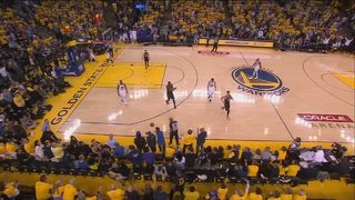 VIDEO: Outrage continues over shoving incident in NBA finals