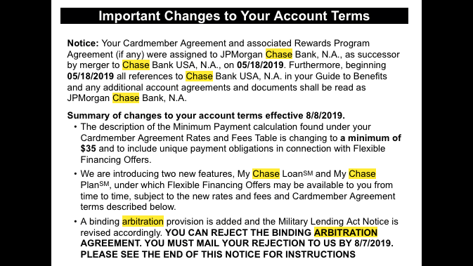 Big change coming to Chase credit cards: Should you opt out