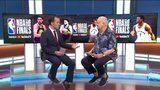 Pat Williams discusses Durant injury, NBA Finals