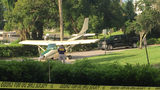 VIDEO: Plane, bodies of 2 men recovered from Lake Maitland after small plane crashes into water