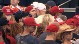 Video: Thousands fill Amway Center to watch Trump, Pence formally announce reelection bid