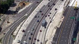 The Florida Department of Transportation has permanently shifted a portion of I-4 in downtown Orlando as part of the I-4 Ultimate project.