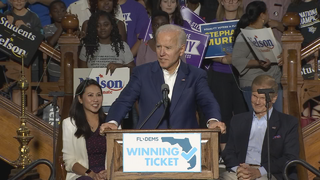 Google data shows Central Florida interest in Biden high ahead of first debates