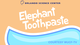 Science Kids: Elephant Toothpaste (How-to)