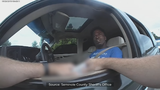 Video: Man drags deputy with car while fleeing traffic stop, sheriff says
