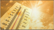 Severe Weather Center 9 is calling for a heat wave this week, as average high temperatures during the next five days will be at least 95 degrees.