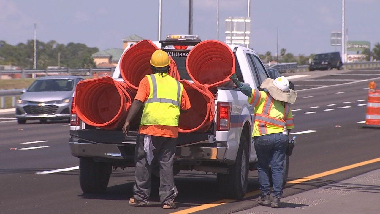 Central Florida gets first taste of express lanes on SR-528