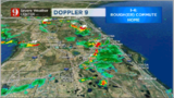LIVE RADAR: Rain, storms move through Central Florida