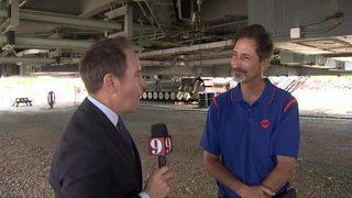 Interview: John Giles, NASA Crawler Project Manager