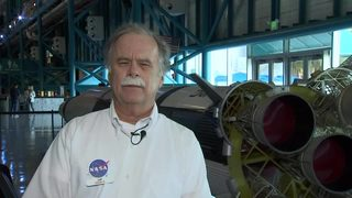 Interview: Jeff Lucas, KSC Visitor Complex Communicator
