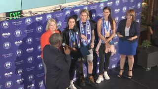 Pride Players Honored in Orlando