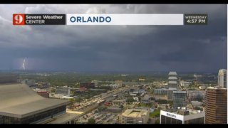 Storms winding down, steamy evening; stormier weekend ahead