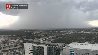 High temps fuel strong afternoon storms across Central Florida on Thursday