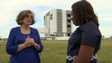 Raw video: Vanessa Echols interviews JoAnn Morgan, lone woman in Apollo 11…