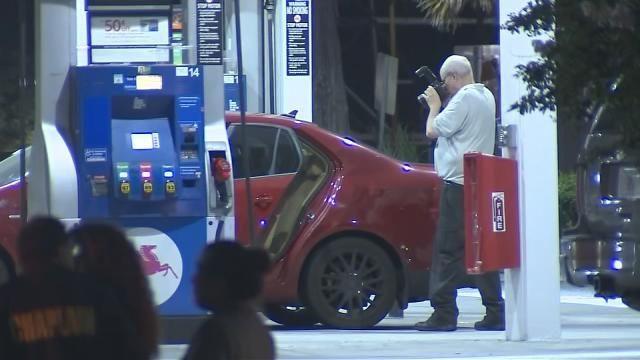ORLANDO GAS STATION SHOOTING: Police investigating deadly shooting at Orlando gas station