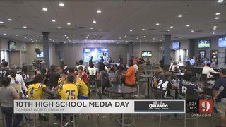 COX Media Group HS Football Media Day