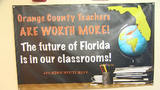 VIDEO: 'We can do better': Orange County teachers nix latest proposal in wage negotiations