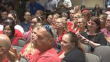 Video: Teachers pack OCPS board meeting after rejecting contract offer