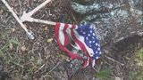 VIDEO: American flags burned, veterans graves desecrated at historic Volusia County cemetery