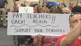 Video: Brevard County teachers to reveal results of vote on district's wage offer