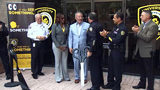 Video: UCF police host ribbon cutting for new downtown Orlando station
