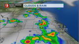 Tuesday afternoon storms to line up as they move inland.