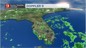 Tropical disturbance to bring rounds of showers through the weekend.
