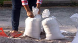 VIDEO: Are you storm ready? Here's when, where you can get sandbags filled
