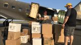 VIDEO: Hurricane Dorian: Hundreds of boxes filled with supplies sent to Bahamas