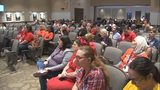 VIDEO: Orange County teachers voice concerns to school board over proposed pay increases