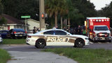 Palm Bay police officers are investigating a shooting Thursday on Babcock Street and Fallon Boulevard.