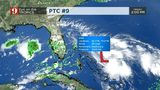 PTC #9 Remains Stalled