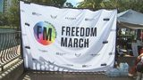 VIDEO: Freedom Marchers hold rally for formerly gay and transgender Christians in Orlando