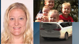 The Sheriff's Office was searching for Casei Jones and her four children after they had been missing for six weeks, officials said.