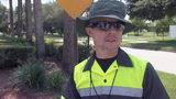 VIDEO: Neighbors question ex-officer turned felon 'patrolling' Kissimmee community