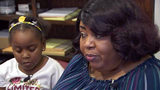 Raw video: 6-year-old girl, grandmother describe arrest at Orlando charter school