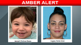 The Florida Department of Law Enforcement issued an Amber Alert Wednesday out of Orange County for 2-year-old Jenzell Cintron Perez, a news release said.