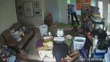 Video: Osceola County deputies look to identify man in burglary of family's home