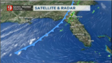 LIVE RADAR: Afternoon storms move into Central Florida