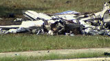 VIDEO: 2 people die in Ocala plane crash; driver of SUV hit by plane taken to hospital