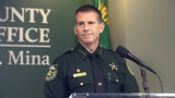 Watch: Sheriff discusses video that shows deputy yanking middle school student's head