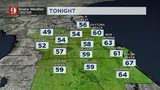 Coolest air this season coming to Central Florida