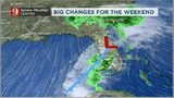 LIVE RADAR: Scattered showers across Central Florida
