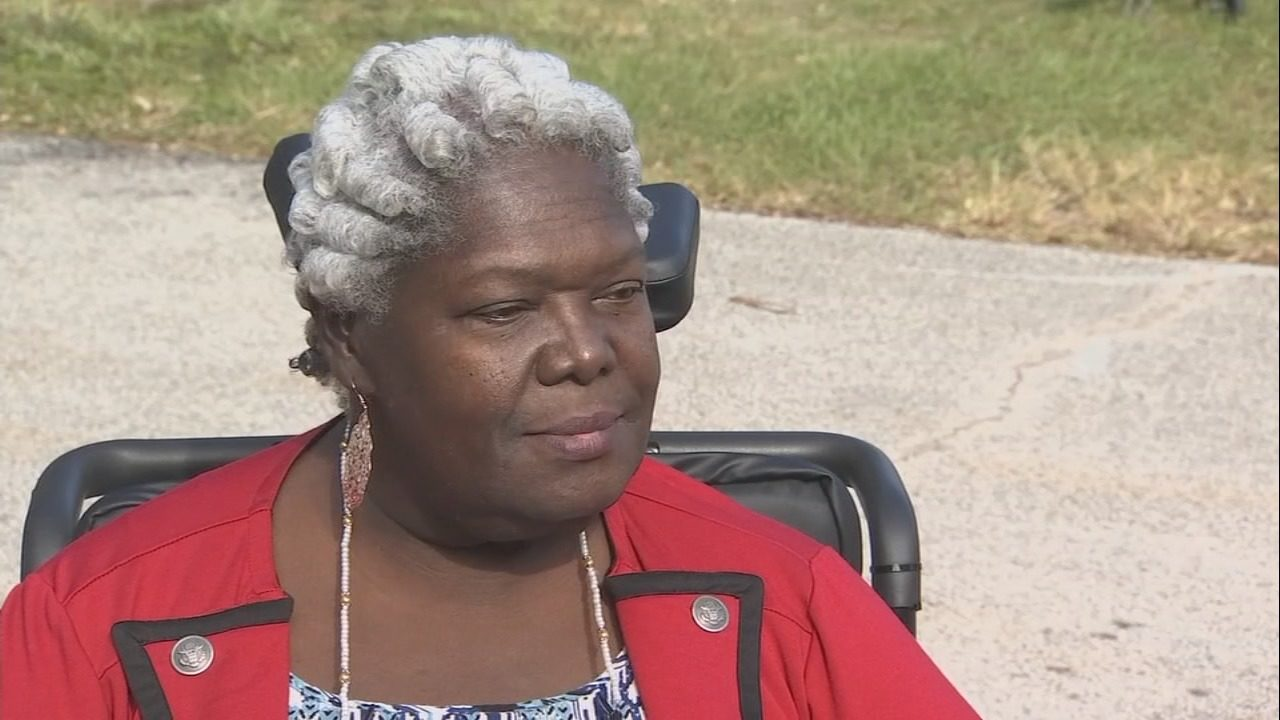 Disabled senior in Daytona Beach claims city's public transportation neglects wheelchair users