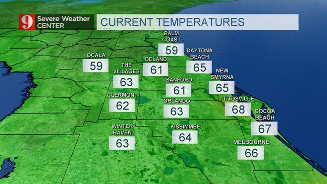 Orlando Local Weather Maps | WFTV