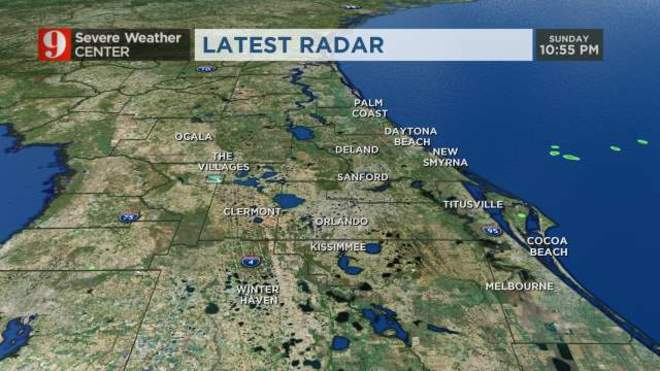 Orlando Local Weather Maps Wftv